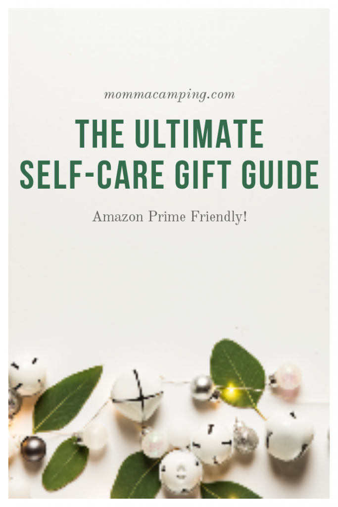 Relax this holiday season knowing that you and your loved ones can sit back and enjoy some self-care. Here is the Ultimate Self-Care GIft Guide with easy ordering options, that will make the holiday season stress-free and festive. #holidays #selfcare #momhacks