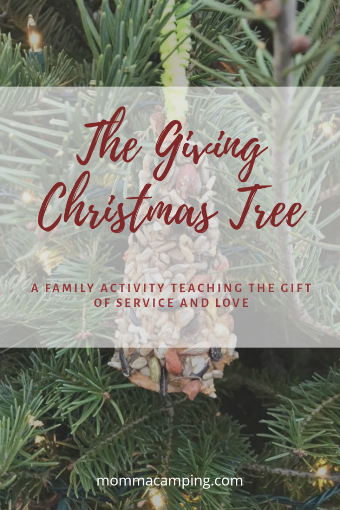 During the holidays, we tend to give the gift of gifts. With this activity, you can teach your children about the gift of service and love while creating lifelong memories with the family. #family #holidays #christmas