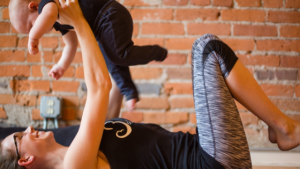 How Yoga Can Help A New Mom
